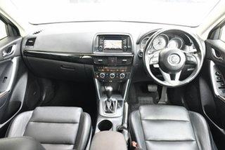 2014 Mazda CX-5 KE1021 MY14 Grand Touring SKYACTIV-Drive AWD White 6 Speed Sports Automatic Wagon.