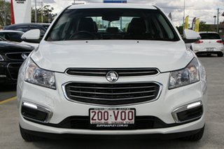2015 Holden Cruze JH Series II MY15 CDX White 6 Speed Sports Automatic Sedan.