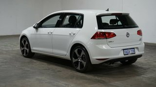 2017 Volkswagen Golf VII MY17 92TSI DSG White 7 Speed Sports Automatic Dual Clutch Hatchback.