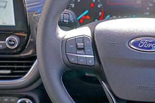 2020 Ford Puma JK 2020.75MY Puma Blue 7 Speed Sports Automatic Dual Clutch Wagon