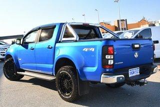 2018 Holden Colorado RG MY18 LTZ Pickup Crew Cab Blue 6 Speed Sports Automatic Utility.