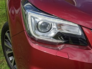2016 Subaru Forester S4 MY16 2.0D-S CVT AWD Red 7 Speed Constant Variable Wagon