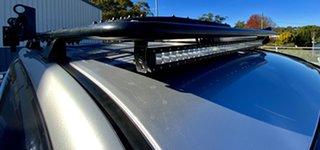 2009 Toyota Landcruiser Prado KDJ150R GXL Silver 6 Speed Manual Wagon