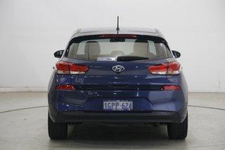 2018 Hyundai i30 PD2 MY18 Trophy Stargazing Blue 6 Speed Sports Automatic Hatchback