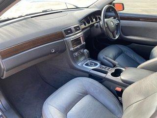 2009 Holden Statesman WM MY09.5 V8 Silver 6 Speed Auto Active Sequential Sedan