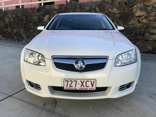 2012 Holden Commodore VE II MY12 Equipe White 6 Speed Sports Automatic Sedan.