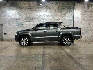 2019 Volkswagen Amarok 2H MY19 TDI580 4MOTION Perm Ultimate Grey 8 Speed Automatic Utility