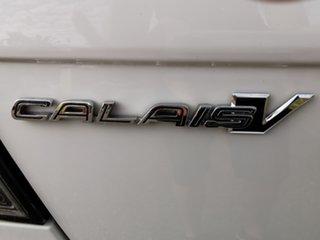 2012 Holden Calais VE II MY12 V White 6 Speed Sports Automatic Sedan