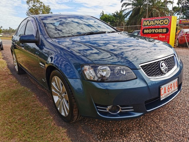 Used Holden Commodore VE II MY12.5 Z Series Pinelands, 2012 Holden Commodore VE II MY12.5 Z Series Blue 6 Speed Sports Automatic Sedan