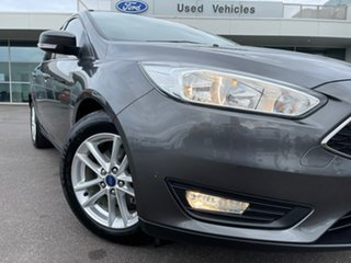 2016 Ford Focus LZ Trend Grey 6 Speed Automatic Hatchback.