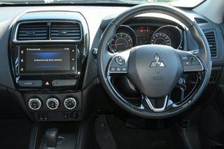 2019 Mitsubishi ASX XC MY19 ES 2WD ADAS Blue 1 Speed Constant Variable Wagon