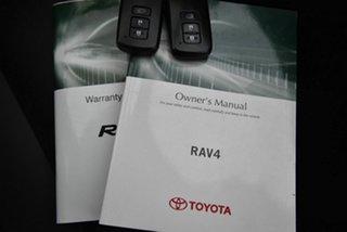 2015 Toyota RAV4 ALA49R MY14 Cruiser AWD White 6 Speed Sports Automatic Wagon