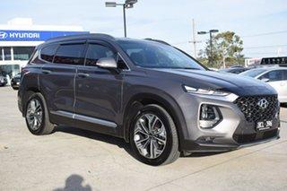 2019 Hyundai Santa Fe TM MY19 Highlander Brown 8 Speed Sports Automatic Wagon.