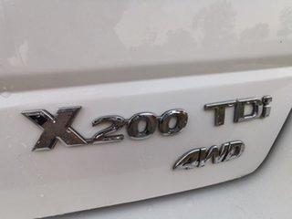 2012 Great Wall X200 K2 MY12 White 6 Speed Manual Wagon