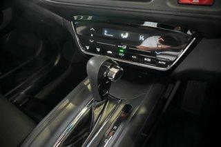 2016 Honda HR-V MY16 VTi Red 1 Speed Constant Variable Hatchback