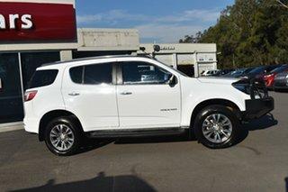 2018 Holden Trailblazer RG MY18 LTZ White 6 Speed Sports Automatic Wagon.
