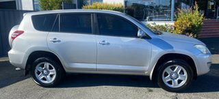 2011 Toyota RAV4 ACA33R MY11 CV Silver 5 Speed Manual Wagon.