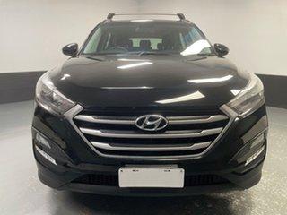 2018 Hyundai Tucson TL MY18 Active X 2WD Phantom Black 6 Speed Manual Wagon.