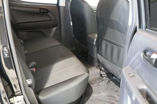2018 Isuzu D-MAX MY18 SX Crew Cab Black 6 Speed Sports Automatic Utility
