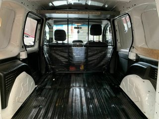 2013 Renault Kangoo F61 Phase II White 4 Speed Automatic Van
