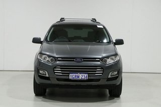 2015 Ford Territory SZ MK2 TX (RWD) Grey 6 Speed Automatic Wagon.