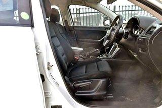 2013 Mazda CX-5 KE1071 MY13 Maxx SKYACTIV-Drive White 6 Speed Sports Automatic Wagon