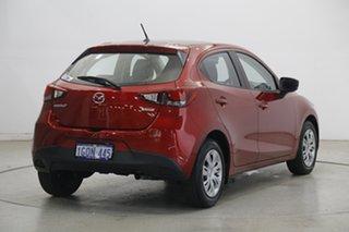 2018 Mazda 2 DJ2HA6 Neo SKYACTIV-MT Red 6 Speed Manual Hatchback