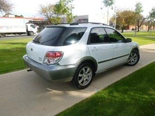2007 Subaru Impreza S RV Luxury White Automatic Hatchback