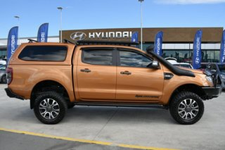 2018 Ford Ranger PX MkIII 2019.00MY Wildtrak Gold 6 Speed Sports Automatic Utility.
