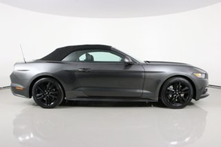2017 Ford Mustang FM MY17 2.3 GTDi Grey 6 Speed Automatic Convertible