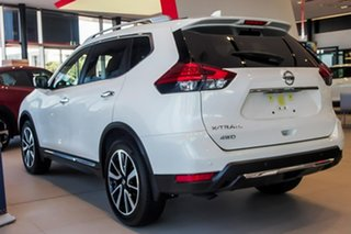 2021 Nissan X-Trail T32 MY21 Ti X-tronic 4WD Ivory Pearl 7 Speed Constant Variable Wagon