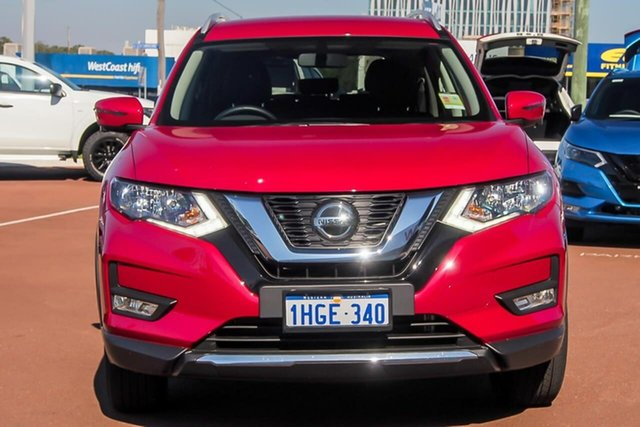 Demo Nissan X-Trail T32 MY21 ST-L X-tronic 2WD Osborne Park, 2021 Nissan X-Trail T32 MY21 ST-L X-tronic 2WD Ruby Red 7 Speed Constant Variable Wagon