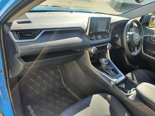 2020 Toyota RAV4 Mxaa52R GXL 2WD Blue 10 Speed Constant Variable Wagon