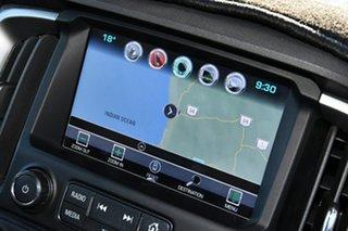 2018 Holden Colorado RG MY18 LTZ Pickup Crew Cab Blue 6 Speed Sports Automatic Utility