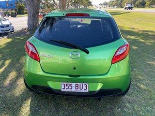 2010 Mazda 2 DE10Y1 MY10 Neo Green 4 Speed Automatic Hatchback