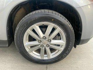 2013 Mitsubishi ASX XB MY14 Aspire Grey 6 Speed Sports Automatic Wagon.