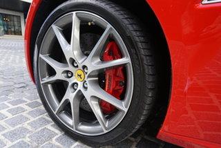 2012 Ferrari California F149 30 Rosso Corsa 7 Speed Sports Automatic Dual Clutch Convertible