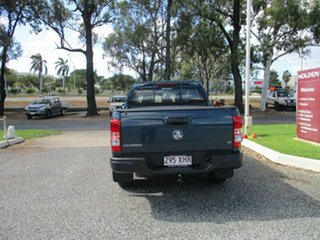 2016 Holden Colorado RG MY17 LS Crew Cab Blue 6 Speed Manual Cab Chassis