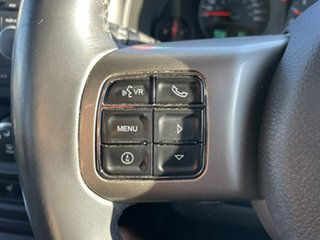 2013 Jeep Patriot MK MY14 Sport 4x2 Silver 6 Speed Sports Automatic Wagon