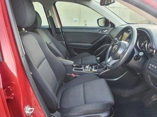 2016 Mazda CX-5 KE1072 Maxx SKYACTIV-MT FWD Soul Red 6 Speed Manual Wagon