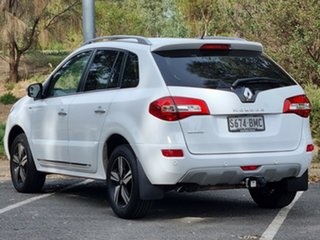 2015 Renault Koleos H45 PHASE III MY15 Bose White 1 Speed Constant Variable Wagon