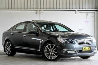 2017 Holden Calais VF II MY17 V Grey 6 Speed Sports Automatic Sedan.