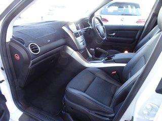 2015 Ford Territory SZ MkII TS Seq Sport Shift Winter White 6 Speed Automatic Wagon