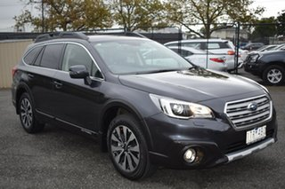 2016 Subaru Outback B6A MY17 2.5i CVT AWD Premium Grey 6 Speed Constant Variable Wagon.