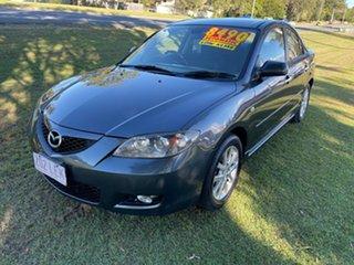 2008 Mazda 3 BK10F2 Maxx Sport Grey 4 Speed Sports Automatic Sedan.