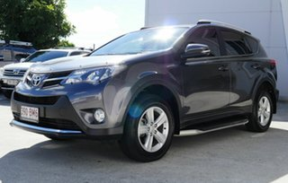 2014 Toyota RAV4 ZSA42R MY14 GXL 2WD Grey 7 Speed Constant Variable Wagon.