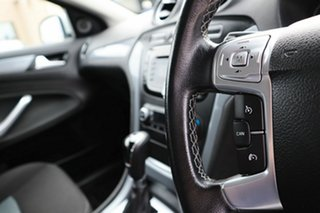 2012 Ford Mondeo MC Zetec PwrShift EcoBoost Silver 6 Speed Sports Automatic Dual Clutch Hatchback.
