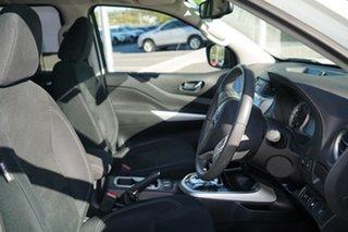 2018 Nissan Navara D23 S3 ST-X 4x2 White 7 Speed Sports Automatic Utility