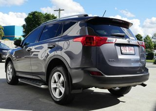 2014 Toyota RAV4 ZSA42R MY14 GXL 2WD Grey 7 Speed Constant Variable Wagon