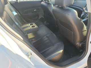 2012 Holden Cruze JH Series II MY12 SRi-V White 6 Speed Sports Automatic Hatchback